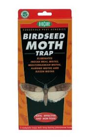 BIRD SEED MOTH TRAP